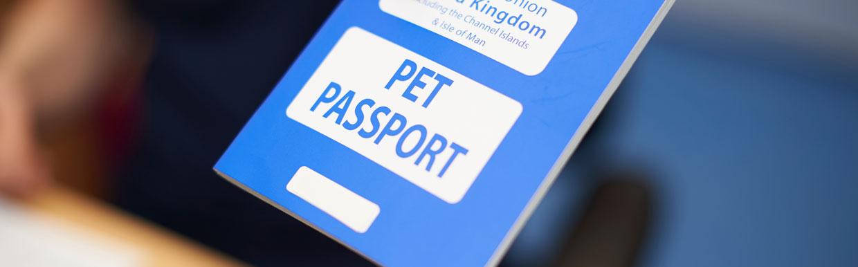 Pet Passport / Animal Health Certificates